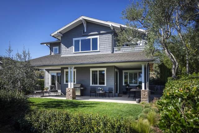 2119 Summerland Heights Ln, Santa Barbara, CA 93108 (MLS #20-619) :: The Zia Group