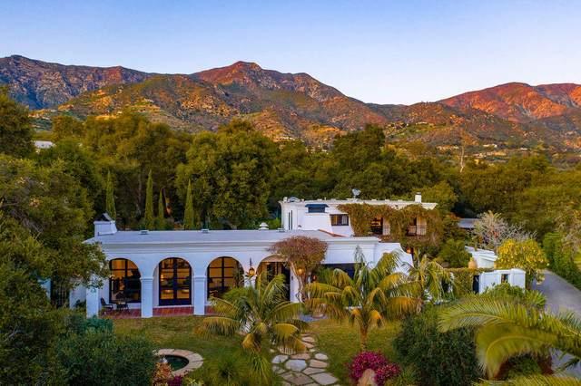 2084 Alisos Dr, Santa Barbara, CA 93108 (MLS #20-623) :: The Zia Group