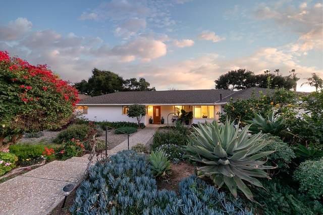36 La Flecha Ln, Santa Barbara, CA 93105 (MLS #20-624) :: The Zia Group