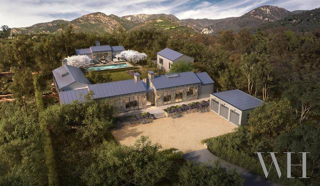 819 Ashley Rd, Montecito, CA 93013 (MLS #20-626) :: The Zia Group