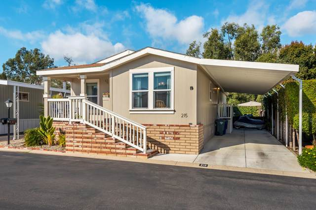 3950 Via Real #215, Santa Barbara, CA 93013 (MLS #20-628) :: The Zia Group