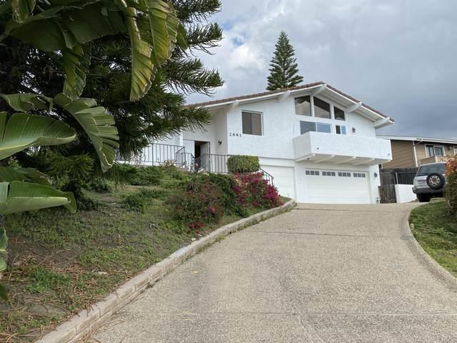 2681 Montrose Pl, Santa Barbara, CA 93105 (MLS #20-635) :: The Epstein Partners
