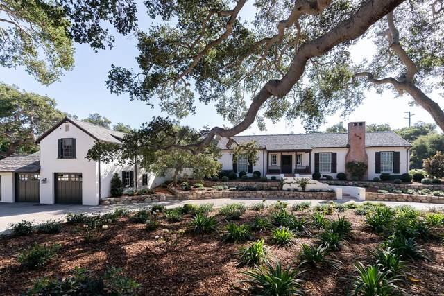 1684 San Leandro Ln, Montecito, CA 93108 (MLS #20-650) :: The Epstein Partners