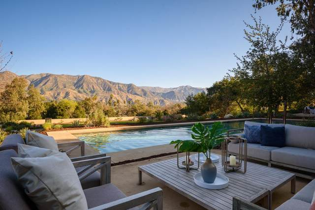 608 Country Club Dr, Ojai, CA 93023 (MLS #20-661) :: The Zia Group