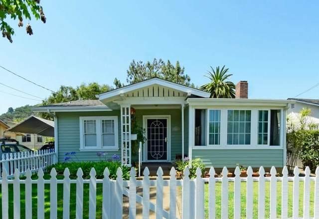 1429 Gillespie St, Santa Barbara, CA 93101 (MLS #20-668) :: Chris Gregoire & Chad Beuoy Real Estate
