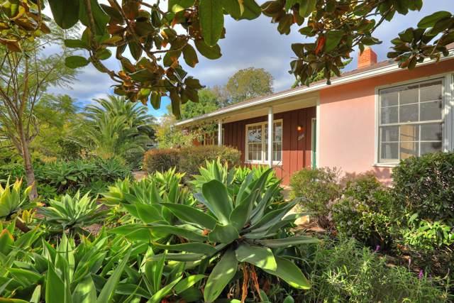 2916 Verde Vista Dr, Santa Barbara, CA 93105 (MLS #20-68) :: The Epstein Partners