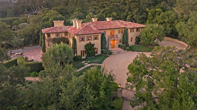 1045 Cold Spring Rd, Montecito, CA 93108 (MLS #20-698) :: The Zia Group