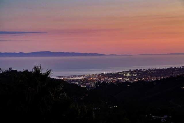 212 E Mountain Dr, Santa Barbara, CA 93108 (MLS #20-700) :: The Zia Group