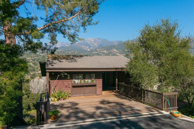 75 Conejo Rd, Santa Barbara, CA 93103 (MLS #20-701) :: The Epstein Partners