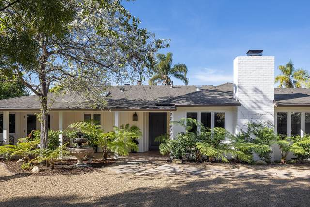 1 Cedar Lane, Santa Barbara, CA 93108 (MLS #20-709) :: The Epstein Partners