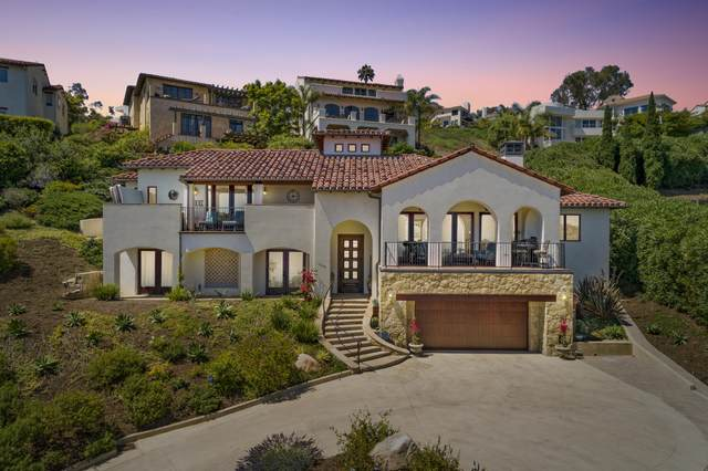 1568 La Vista Del Oceano, Santa Barbara, CA 93109 (MLS #20-713) :: The Zia Group