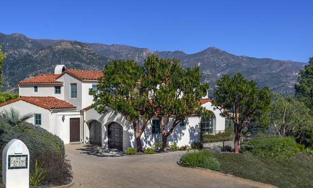 50 Camino Alto, Santa Barbara, CA 93103 (MLS #20-715) :: The Zia Group