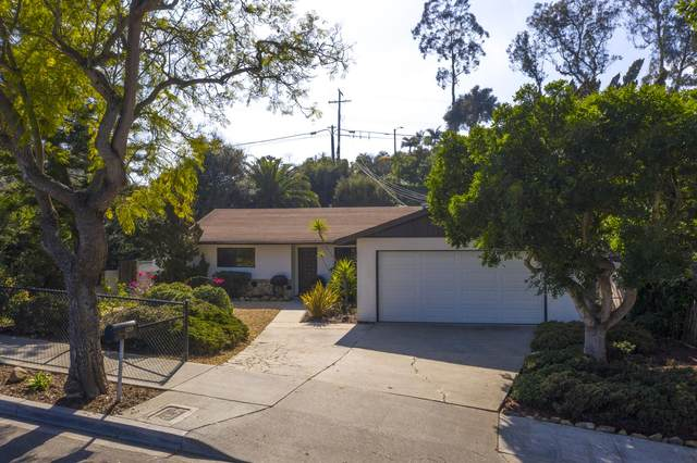 1255 Kenwood Rd, Santa Barbara, CA 93109 (MLS #20-720) :: Chris Gregoire & Chad Beuoy Real Estate