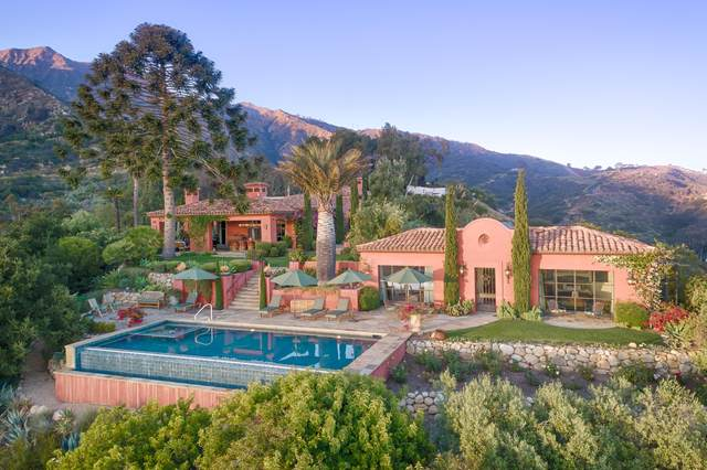 3090 Hidden Valley Ln, Santa Barbara, CA 93108 (MLS #20-727) :: The Zia Group