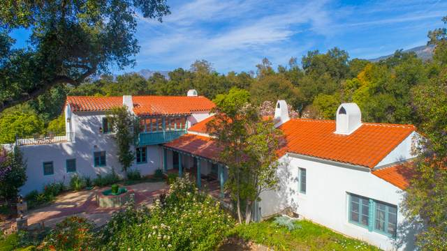 701 Foothill Rd, Ojai, CA 93023 (MLS #20-735) :: The Zia Group