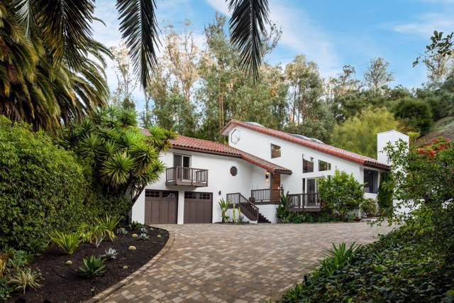 1762 Sycamore Canyon Rd, Montecito, CA 93108 (MLS #20-78) :: The Zia Group