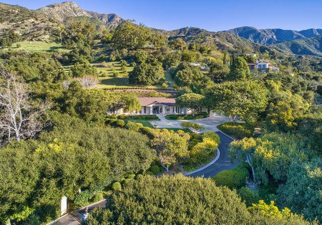 877 Lilac Dr, Montecito, CA 93108 (MLS #20-781) :: The Zia Group