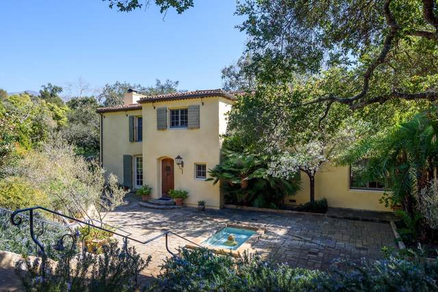 640 El Bosque Rd, Montecito, CA 93108 (MLS #20-782) :: The Zia Group