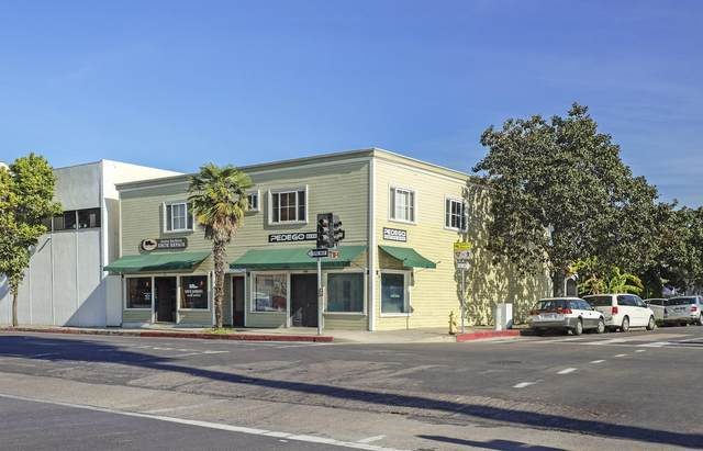 100 E Haley St, Santa Barbara, CA 93101 (MLS #20-783) :: The Zia Group