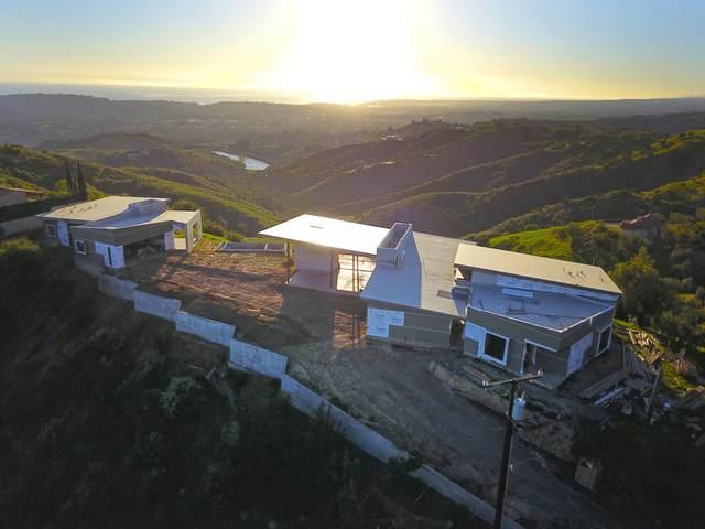 2805 Spyglass Ridge Rd, Santa Barbara, CA 93105 (MLS #20-784) :: The Zia Group