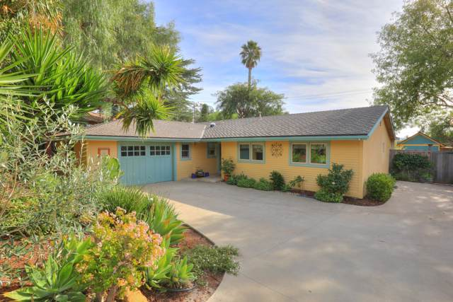 3965 Foothill Rd. B, Santa Barbara, CA 93110 (MLS #20-8) :: The Epstein Partners