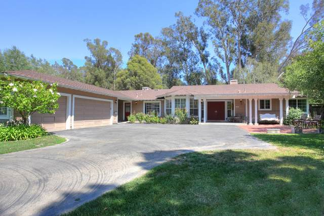 840 Puente Dr, Santa Barbara, CA 93110 (MLS #20-807) :: The Epstein Partners