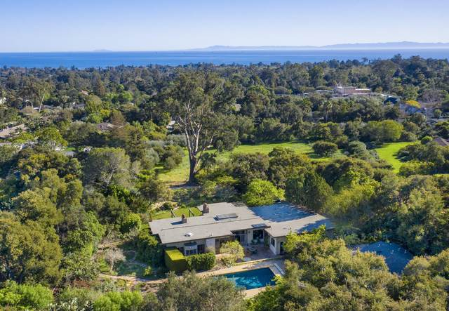 618 Hot Springs Rd, Montecito, CA 93108 (MLS #20-817) :: The Zia Group