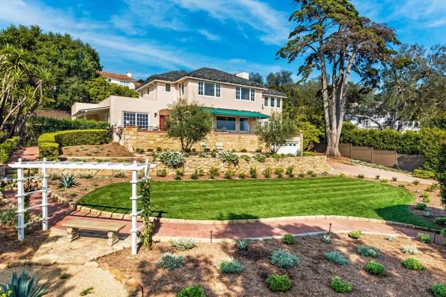 1708 Paterna Rd, Santa Barbara, CA 93103 (MLS #20-821) :: The Zia Group