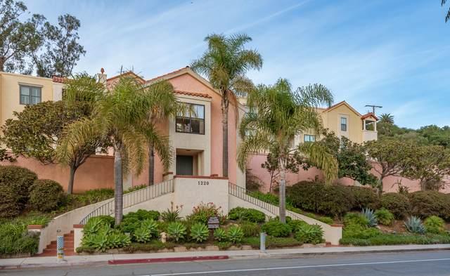 1220 Coast Village Rd #106, Santa Barbara, CA 93108 (MLS #20-879) :: The Zia Group
