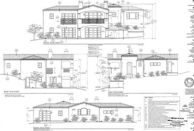 1990 Las Canoas Ridge Way, Santa Barbara, CA 93105 (MLS #20-882) :: The Zia Group