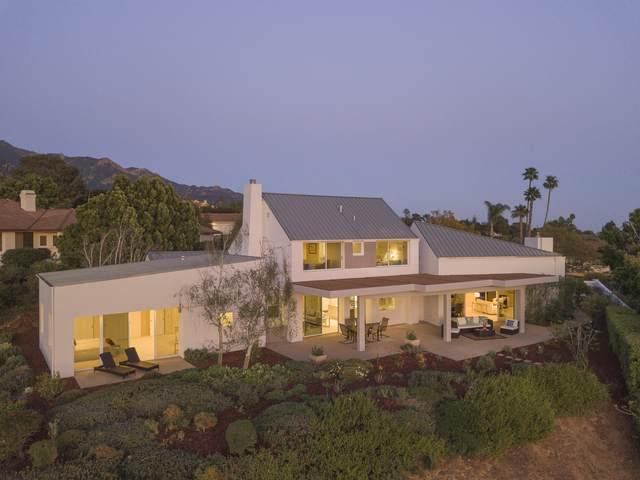 1157 Camino Del Rio, Santa Barbara, CA 93110 (MLS #20-891) :: The Zia Group