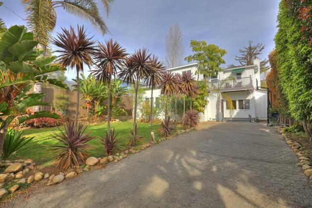 618 Orchard Ave, Santa Barbara, CA 93108 (MLS #20-898) :: The Zia Group