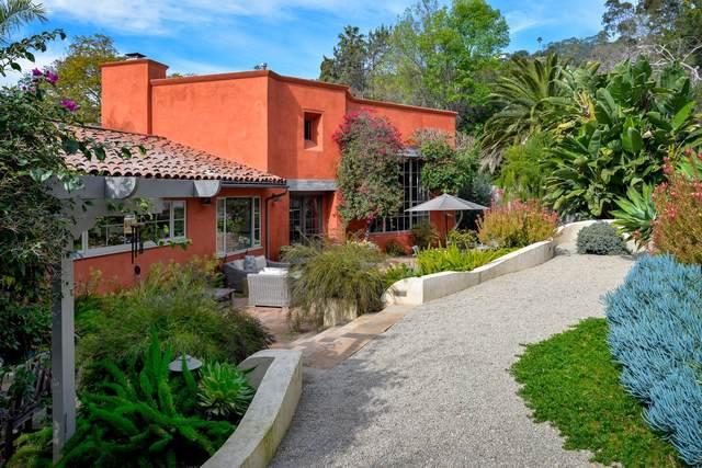1232 Diana Rd, Santa Barbara, CA 93103 (MLS #20-904) :: The Epstein Partners