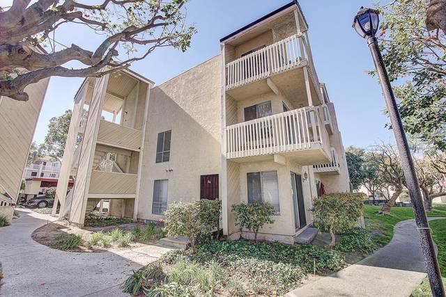 225 S Ventura Rd #102, PORT HUENEME, CA 93041 (MLS #20-907) :: The Zia Group