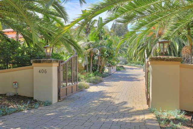 405 Via Hierba, Santa Barbara, CA 93110 (MLS #20-915) :: The Zia Group