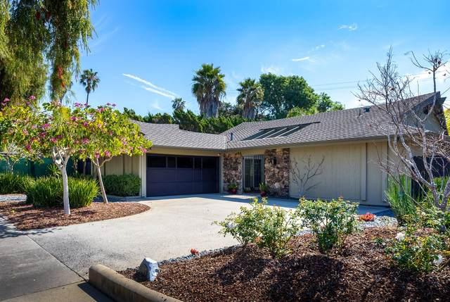 1415 Portesuello Ave, Santa Barbara, CA 93105 (MLS #20-919) :: The Zia Group