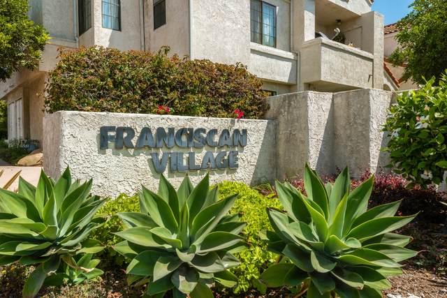 1280 Franciscan Ct #5, Carpinteria, CA 93013 (MLS #20-938) :: The Zia Group