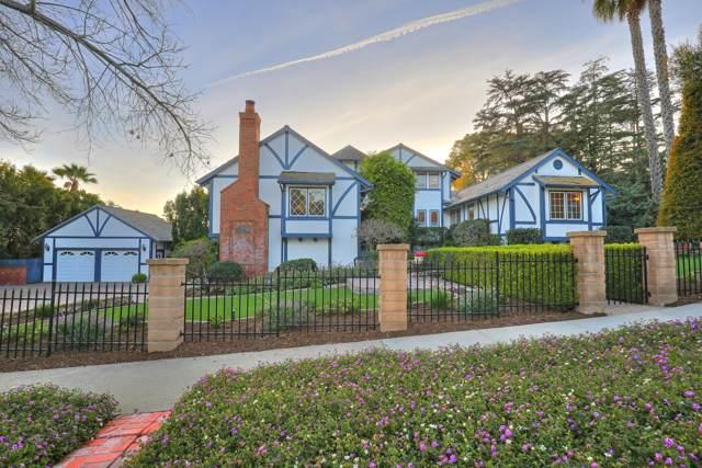 2531 Santa Barbara St, Santa Barbara, CA 93105 (MLS #20-94) :: Chris Gregoire & Chad Beuoy Real Estate
