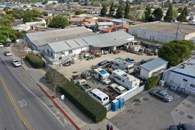 414 N O St, Lompoc, CA 93436 (MLS #20-946) :: The Zia Group