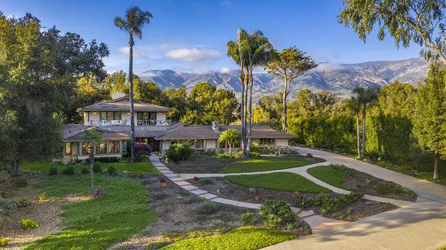 335 Las Palmas Dr, Santa Barbara, CA 93110 (MLS #20-950) :: The Zia Group