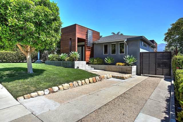 2926 Serena Rd, Santa Barbara, CA 93105 (MLS #20-977) :: Chris Gregoire & Chad Beuoy Real Estate