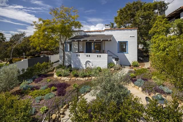 15 E Los Olivos St, Santa Barbara, CA 93105 (MLS #20-978) :: The Zia Group
