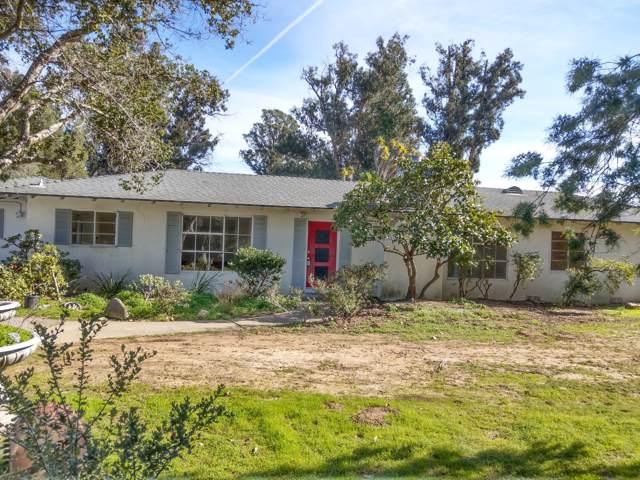 1409 School House, Montecito, CA 93108 (MLS #20-98) :: The Zia Group