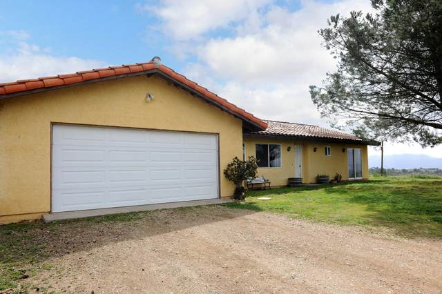 3450 W Oak Trail Rd, Santa Ynez, CA 93460 (MLS #20-988) :: The Epstein Partners