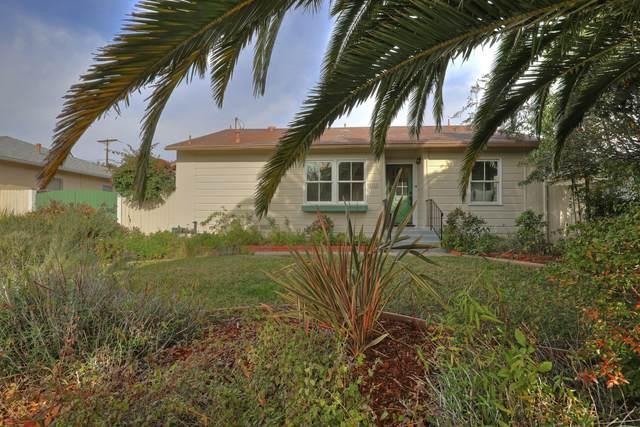 3612 San Pablo Ln, Santa Barbara, CA 93105 (MLS #21-103) :: Chris Gregoire & Chad Beuoy Real Estate