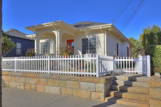 212 W Figueroa St, Santa Barbara, CA 93101 (MLS #21-108) :: The Epstein Partners