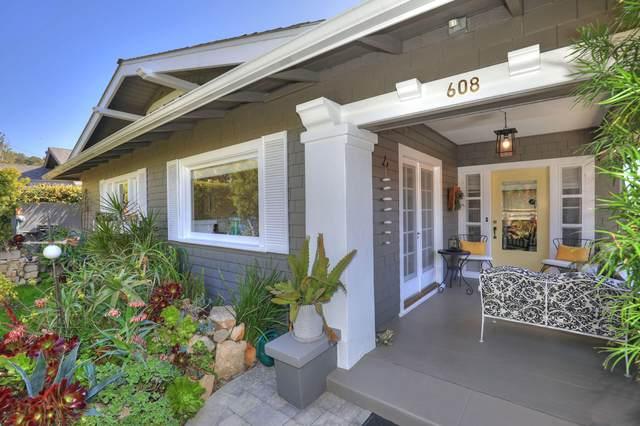 608 E Micheltorena St, Santa Barbara, CA 93103 (MLS #21-1104) :: Chris Gregoire & Chad Beuoy Real Estate