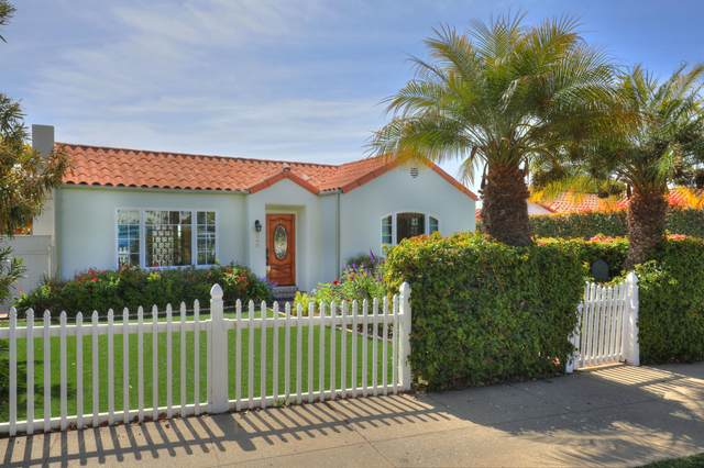 1105 Las Olas Ave, Santa Barbara, CA 93109 (MLS #21-1140) :: The Zia Group