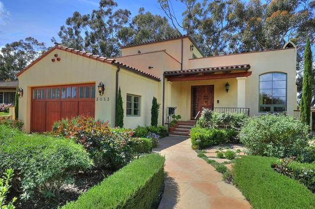 3053 Samarkand Dr, Santa Barbara, CA 93105 (MLS #21-1156) :: Chris Gregoire & Chad Beuoy Real Estate