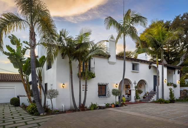1424 La Vereda Ln, Santa Barbara, CA 93108 (MLS #21-1159) :: Chris Gregoire & Chad Beuoy Real Estate